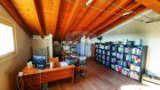 Zona studio Villa con Piscina
