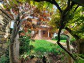 Vista del Giardino della Villa Singola Provaglio d'Iseo
